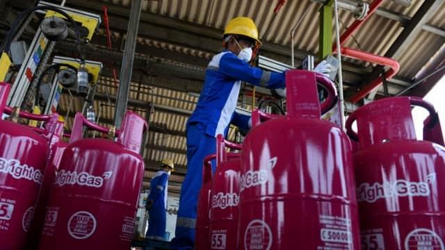 Ada Bright Gas 5,5 Kg, Perlukah Pertamina Bikin LPG 3 Kg Nonsubsidi?