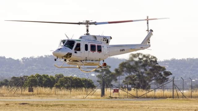 Jalan-jalan ke Banten dan Jabar Pakai Helikopter