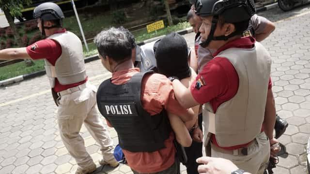 Polisi Tangkap Perampok dan Pemerkosa Pembantu WN Jerman di Depok