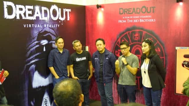 Game Horor Lokal 'DreadOut' Diangkat ke Film Layar Lebar
