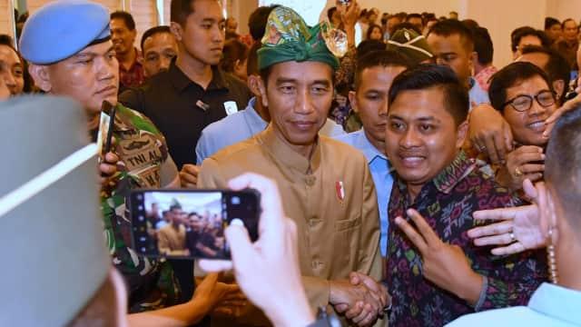 Saat Hadiah Sepeda dari Jokowi Tak Laku di Bali