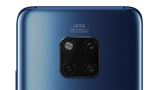 Huawei Mate 20 Pro Dirilis, Pakai Kamera Belakang Leica 40 MP