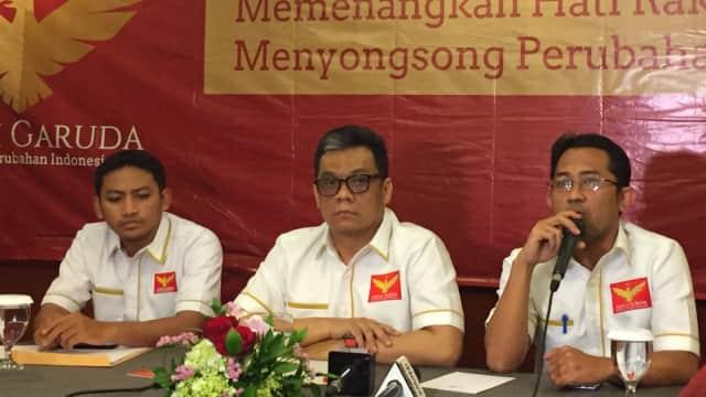 Partai Garuda Tegaskan Tak Terkait dengan Tutut Soeharto