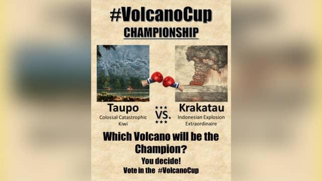 Gunung Krakatau Melaju ke Final Volcano Cup 2018