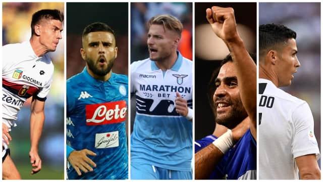 Menguliti Rahasia Ketajaman para Cannonieri Serie A