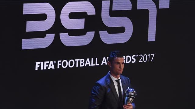 Pidato Kemenangan Ronaldo: Untuk Messi, Neymar, dan Real Madrid