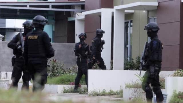 Sebelum Tewas, Teroris Sumut Ingin Ledakkan Markas Polisi dan Vihara