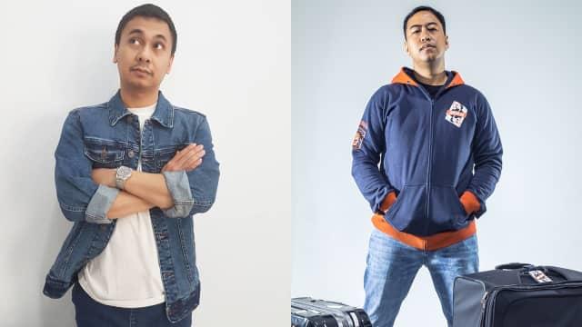Raditya Dika vs Pandji Pragiwaksono, Siapa Komika yang Lebih Kreatif?