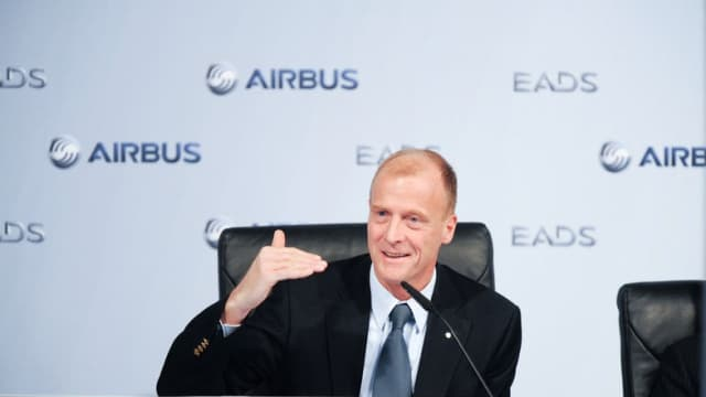 Mobil Terbang Airbus Lepas Landas Akhir 2017