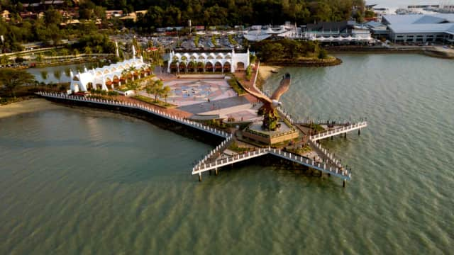 Pulau Langkawi, Surga Baru Asia di Malaysia dalam Crazy Rich Asians