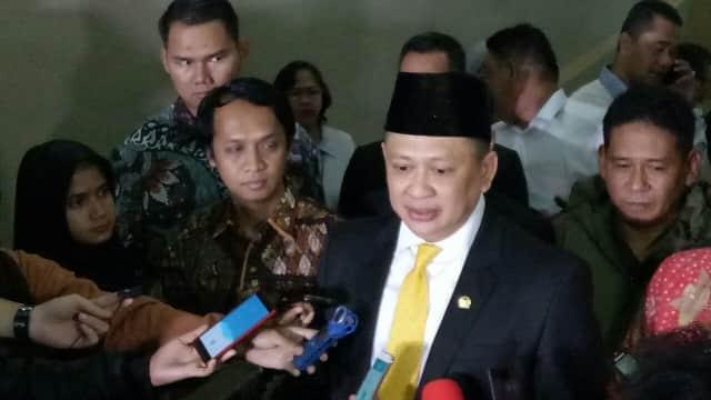 Resmi Jadi DPR-1, Bamsoet Dorong Sinergi dengan KPK-Polri-Kejaksaan