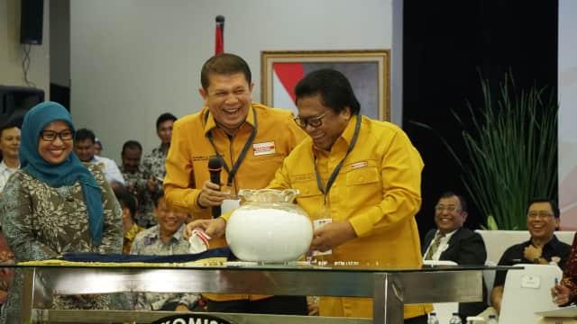DPP Hanura Serahkan Surat Perombakan Fraksi ke Pimpinan DPR