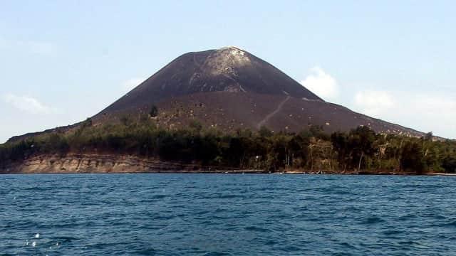 Gunung Anak Krakatau Erupsi, Tinggi Kolom Abu 1.000 Meter