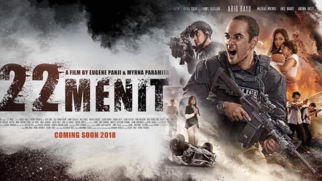 22 Menit: Film Aksi Kisah Nyata Tanpa Konteks