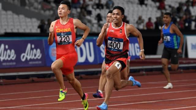 PASI: Mengasah Teknik dan Menjaga Asa untuk Olimpiade  2020