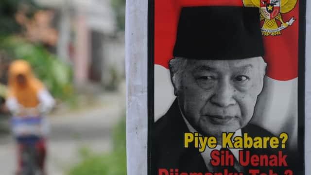 Tutut hingga Tommy Kampanyekan Program Soeharto demi Partai Berkarya