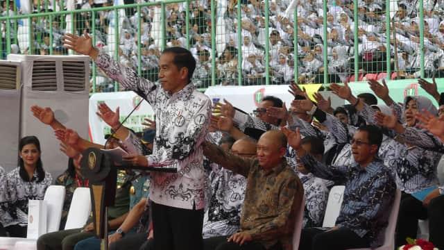 PKB: Elektabilitas Jokowi Masih di Bawah 40 Persen, Perlu Kerja Keras