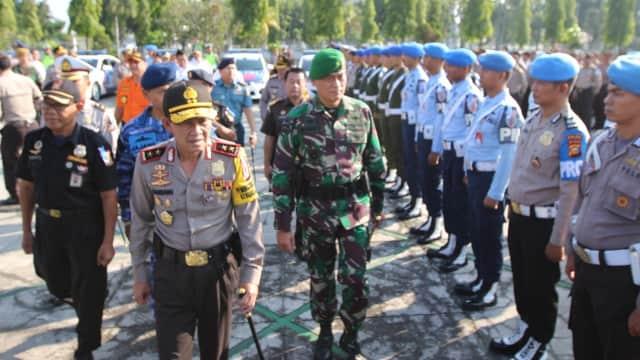 Polda Riau Jamin Pemudik Aman dari Ancaman Aksi Terorisme