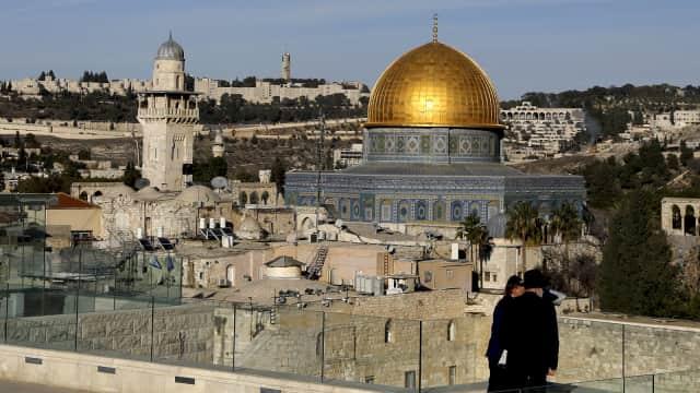 Tokoh Lintas Agama Sepakat Tolak Keputusan Trump soal Yerusalem