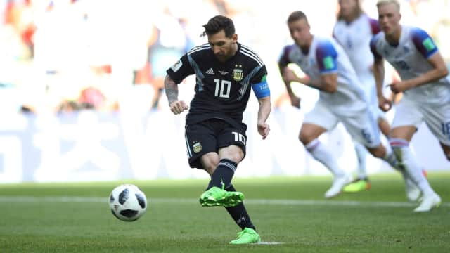 Sampaoli Minta Fans Argentina Berhenti Merundung Messi