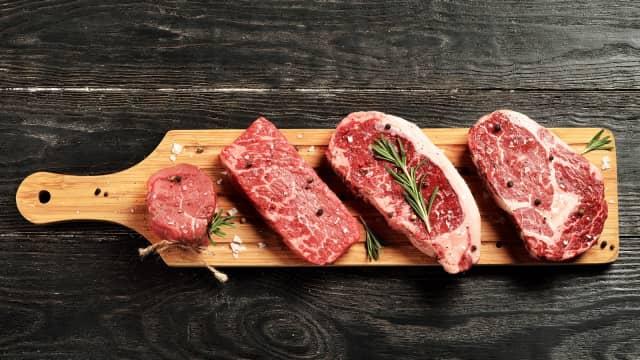 Dalam 2 Pekan, Daging Sapi Impor di DIY Terjual Setengah Ton