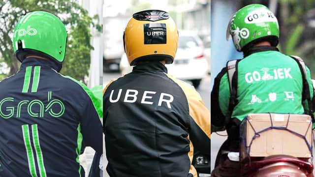 Cerita Pengemudi Menguak Eksploitasi di Gojek, Grab, dan Uber