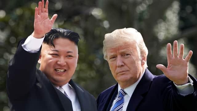 Wall Street Melemah Imbas Batalnya Pertemuan Trump dan Kim Jong Un