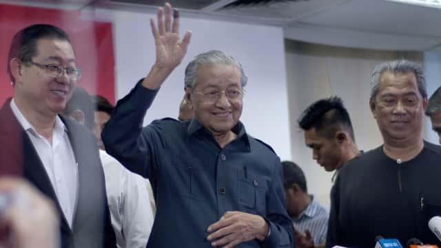 Berpaling dari China, Mahathir Merapat ke Jepang Tarik Investasi
