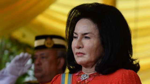 Istri Najib Razak Lima Jam Diinterogasi Terkait Korupsi 1MDB