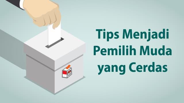 Infografik: 8 Tips untuk Menjadi Pemilih Pemula yang Cerdas