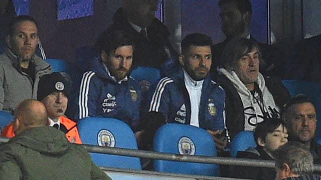 Mengapa Messi Cuma Jadi Penonton di Etihad?