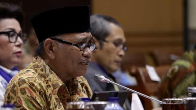 Ketua KPK Heran DPR Mempermasalahkan Penindakan KPK