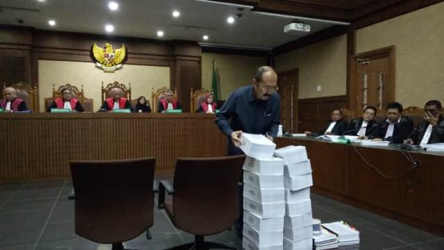 Jaksa KPK Keberatan Disebut Fredrich Yunadi IQ Jongkok dan Udik