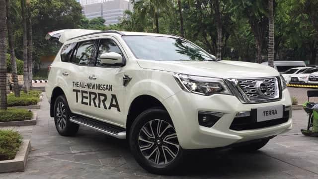 Harga Nissan Terra Terpengaruh Pelemahan Rupiah