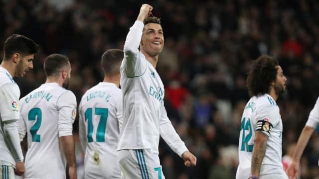 Karena Ronaldo adalah Spesialis Final Liga Champions