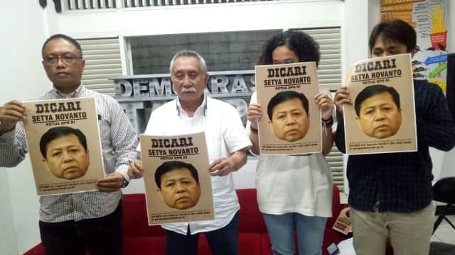 ICW: Ada Dua Cara Ganti Novanto dari Jabatan Ketua DPR