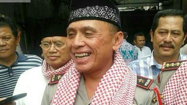 Komjen Pol. M. Iriawan Gagas Pembangunan Jalan Tol Dalam Kota Bandung