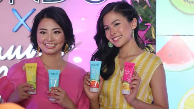 Kolaborasi Pond's dan Maudy Ayunda Rilis Sabun Wajah Limited Edition