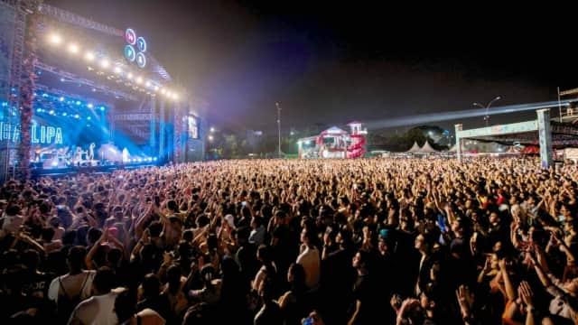 We the Fest 2017 Tembus 50 Ribu Penonton