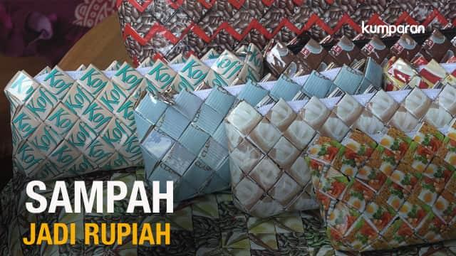 Cerita Ibu-ibu di Cisalopa Hidup Mandiri Berkat Sampah