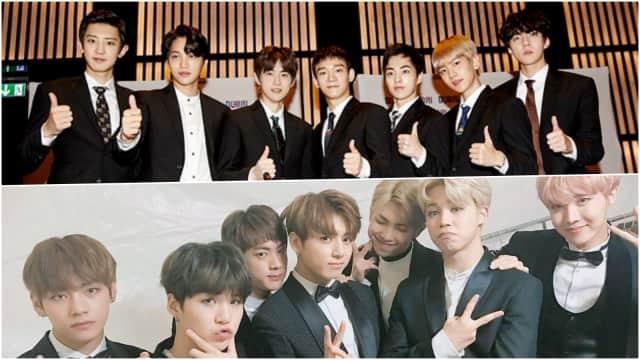 Lagu EXO dan BTS Diputar di Piala Dunia 2018