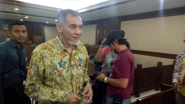 Majelis Hakim Tak Lengkap, Sidang Vonis Eks Penjabat Bakamla Ditunda