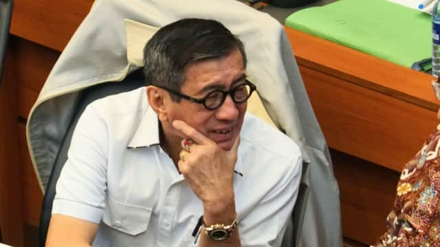Kemenkumham Minta Tambahan Rp 1 T di 2019 untuk Pembangunan Lapas