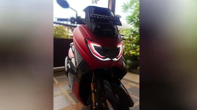 Demam Lampu 'Lazy Eye' di Yamaha NMax, Bikin Motor Makin Agresif