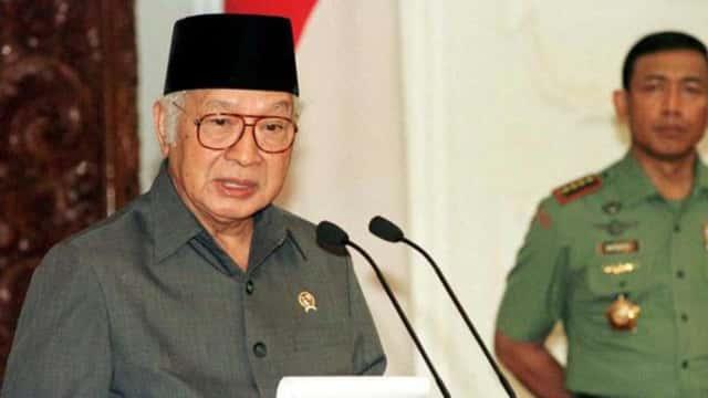 Soeharto, Mahathir, dan Kenangan 'Macan Asia'