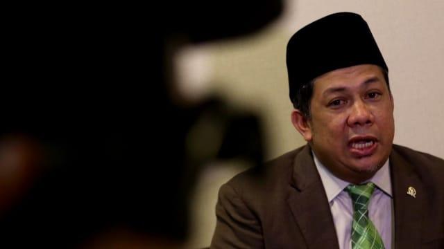 Fahri Hamzah Ditolak Jadi Penceramah di UGM