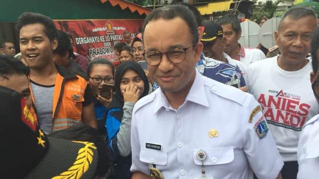 Anies: Uji Coba OK Otrip Diperpanjang untuk Tentukan Tarif yang Layak