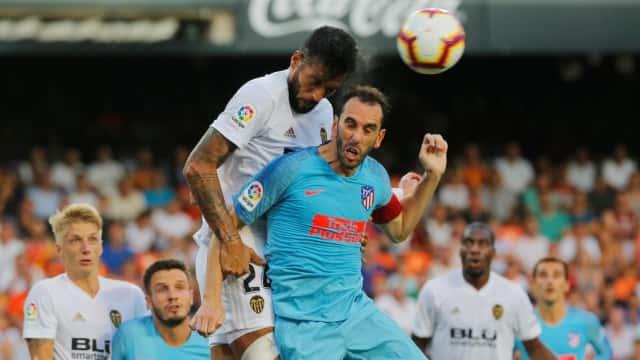 Valencia dan Atletico Madrid Berbagi Angka di Mestalla