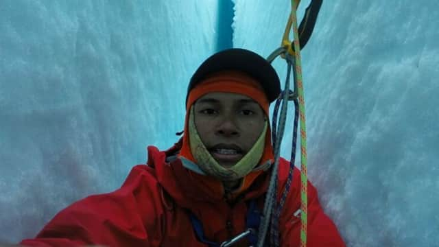 Into the Deep Crevasse
