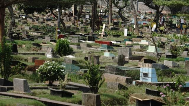 Sandi Pastikan Makam Fiktif di Jakarta Sudah Tidak Ada